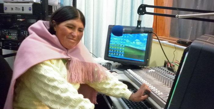 Ya transmiten 29 radios de los pueblos originarios