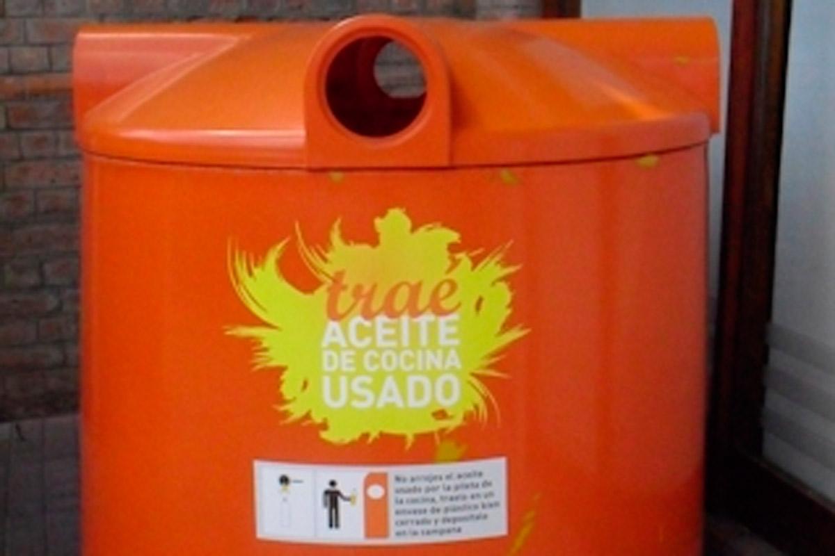 Sigue la campa a de recolecci n de aceite vegetal - Aceite usado de cocina ...