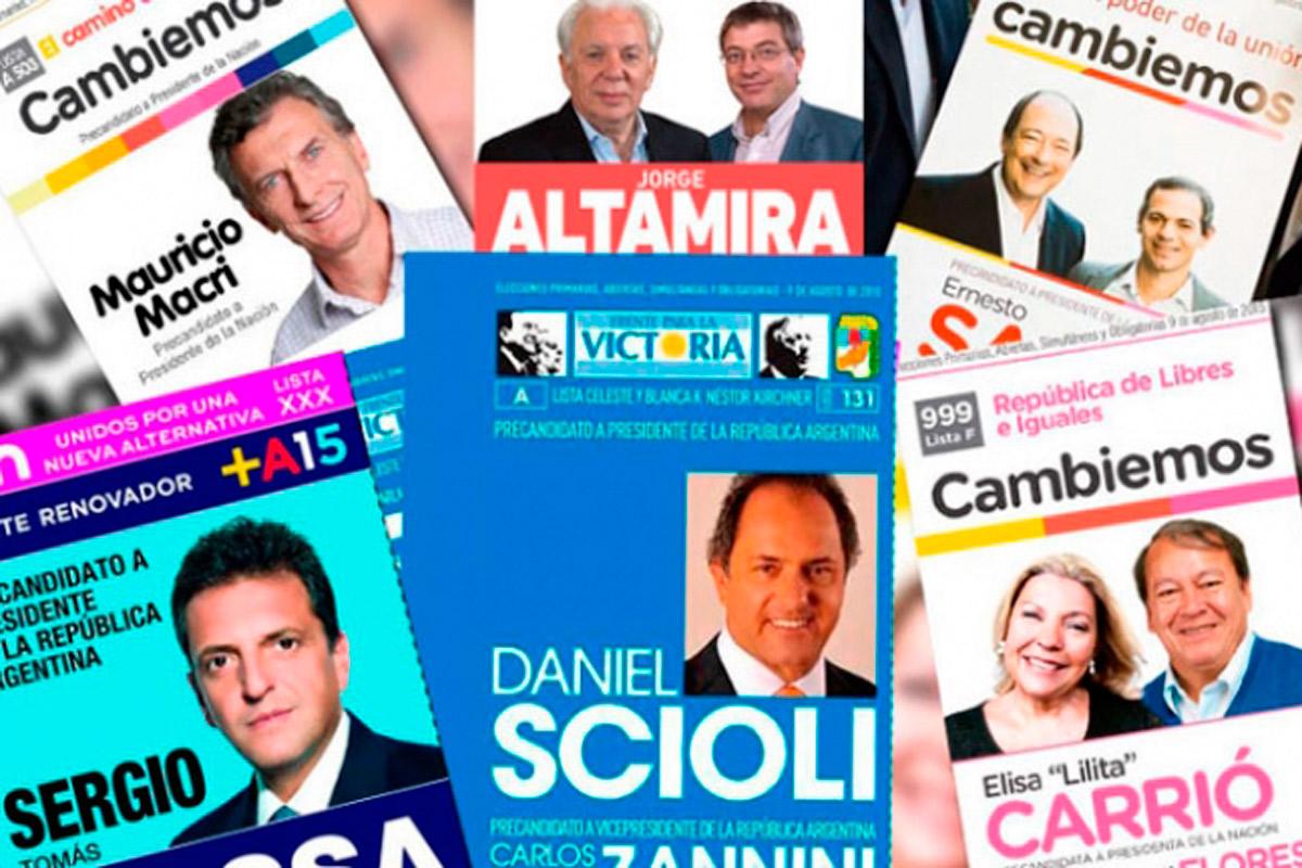 Sistema de elecciones primarias Argentino ha sido un fracaso