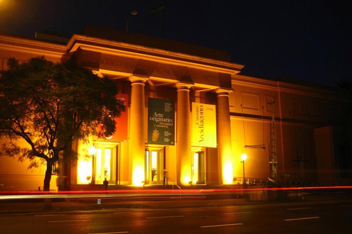Museo Nacional de Bellas Artes Nacional de Bellas Artes