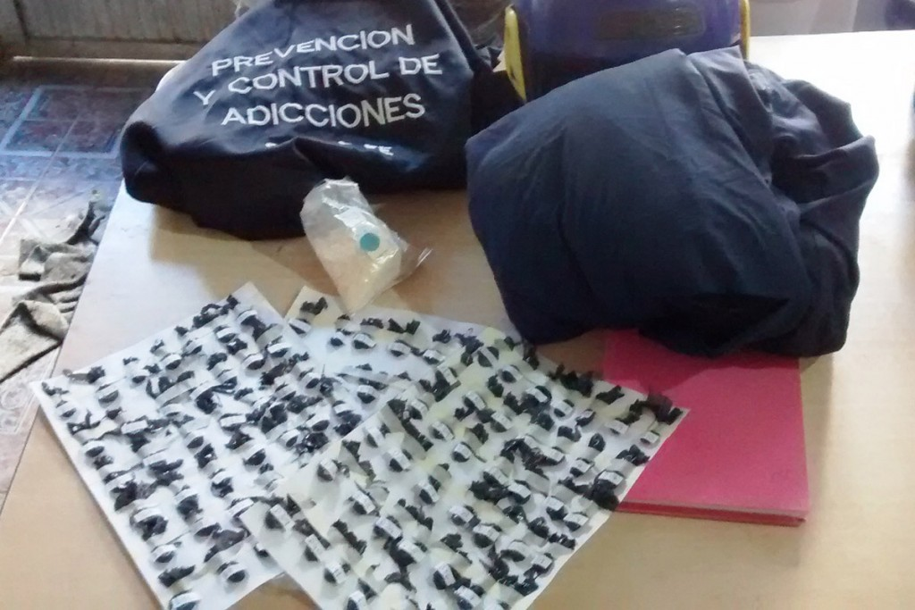 Secuestran coca na en san lorenzo y berm dez for Juzgado federal rosario