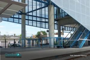 Estación Sur sin gente 1 Salvador