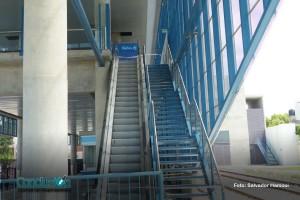 Estación Sur sin gente 13 Salvador