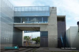 Estación Sur sin gente 15 Salvador