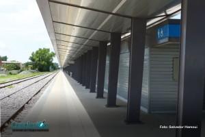 Estación Sur sin gente 4 Salvador