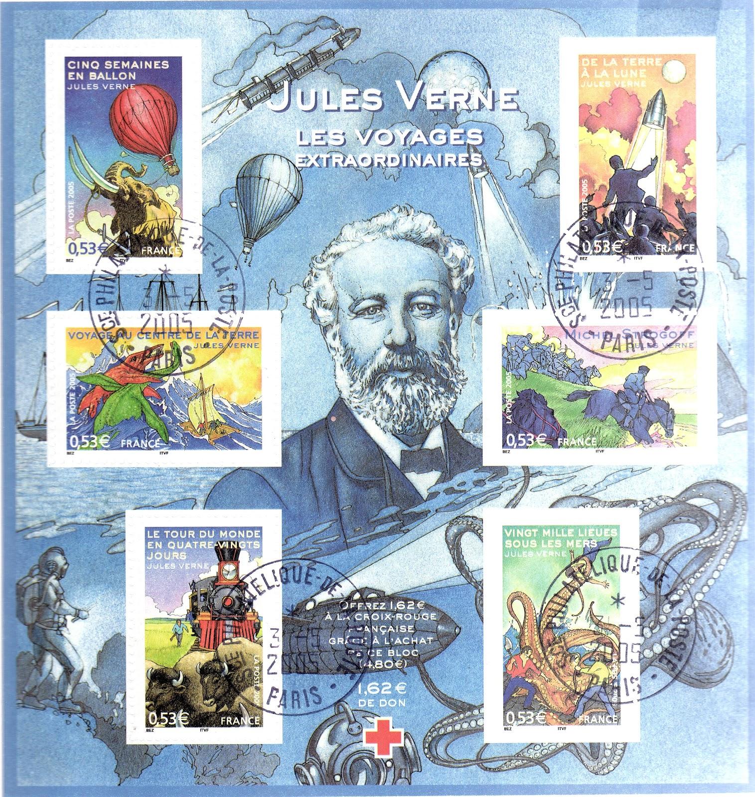 Julio Verne, el profeta de la ciencia