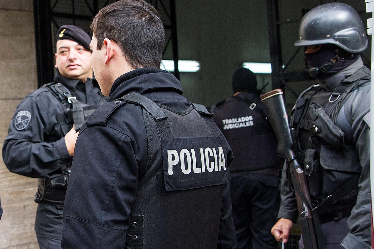 Habr un censo policial del ministerio de seguridad provincial for Noticias del ministerio de seguridad
