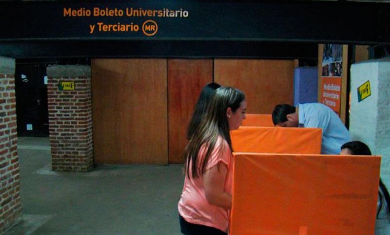 Transporte: se tramitan las franquicias para universitarios