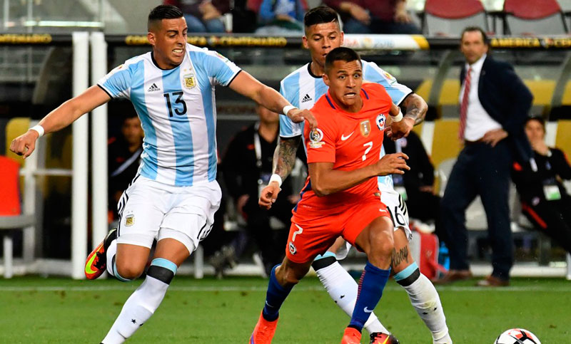 Chile campeón de la Copa América