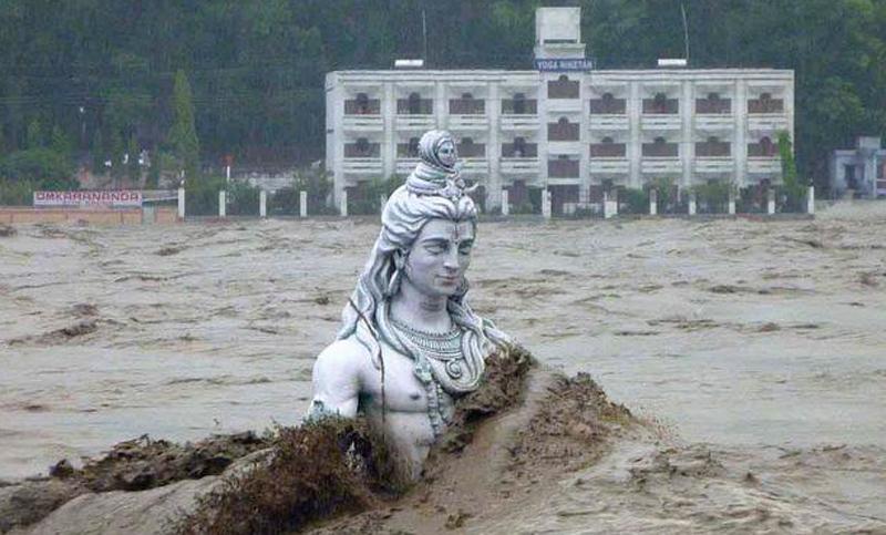 Resultado de imagen para india inundaciones