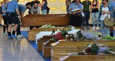 italia funerales