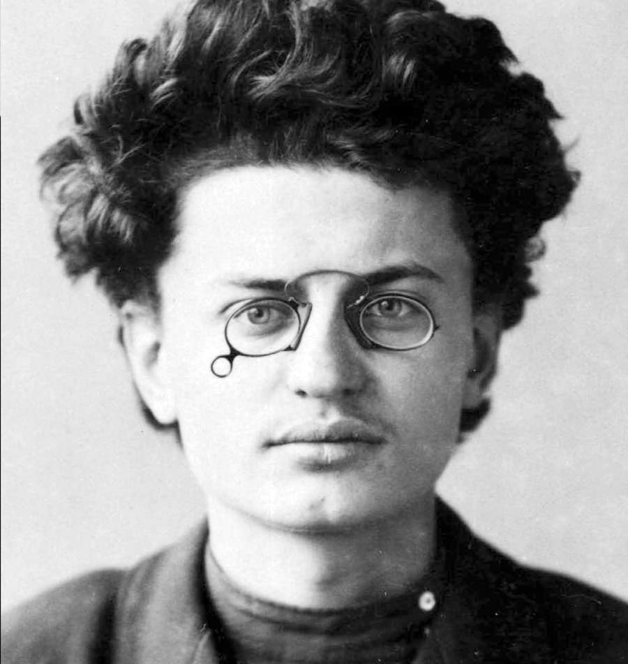 Cuando nació León Trotsky