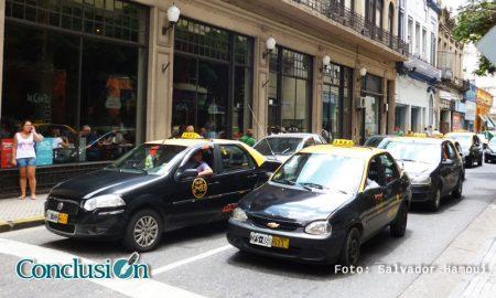 Cronograma de horarios de taxis y remises