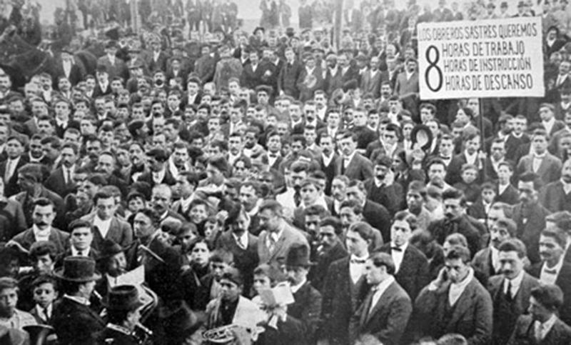 Resultado de imagen para luchas de trabajadores