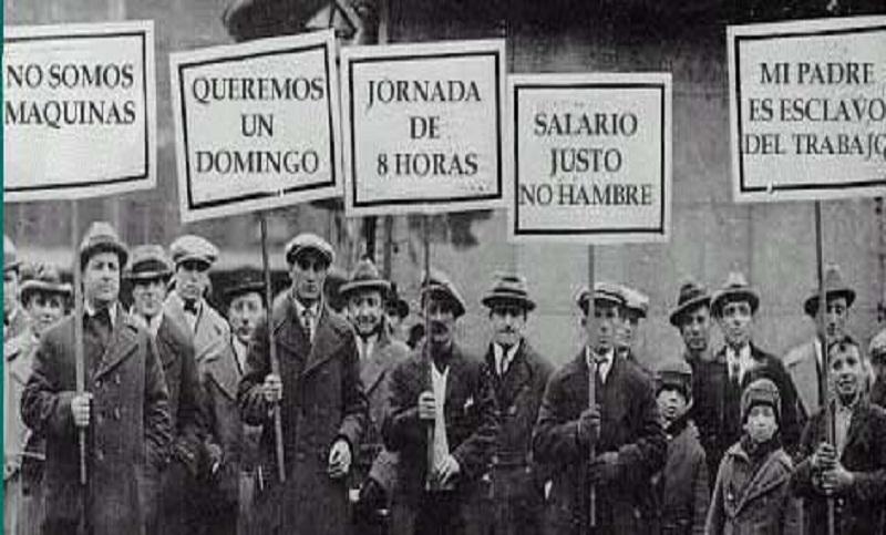 El Día Internacional de los Trabajadores