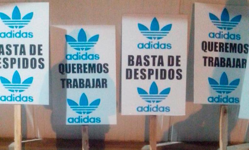 Indirecto mineral delicado  Trabajadores de Adidas denuncian que la empresa es un símbolo «de  explotación y aniquilación»