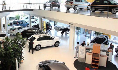 El patentamiento de vehículos cayó 56% en mayo