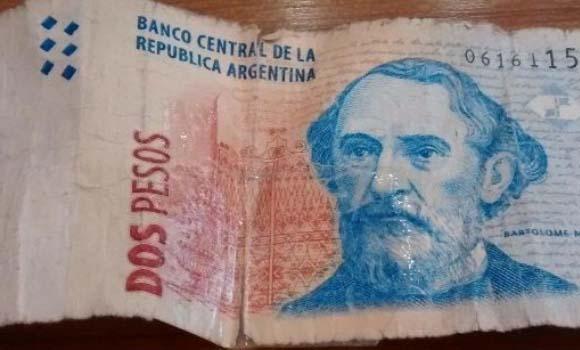 Los billetes de 2 pesos saldr n de circulaci n en abril for Efectivo ya sucursales