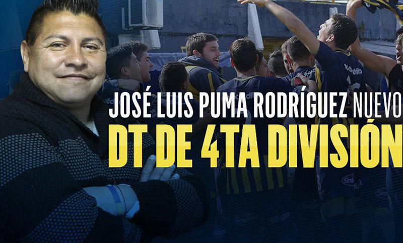 bonito diseño paquete de moda y atractivo novísimo selección El Puma Rodríguez dirigirá la cuarta de AFA de Central