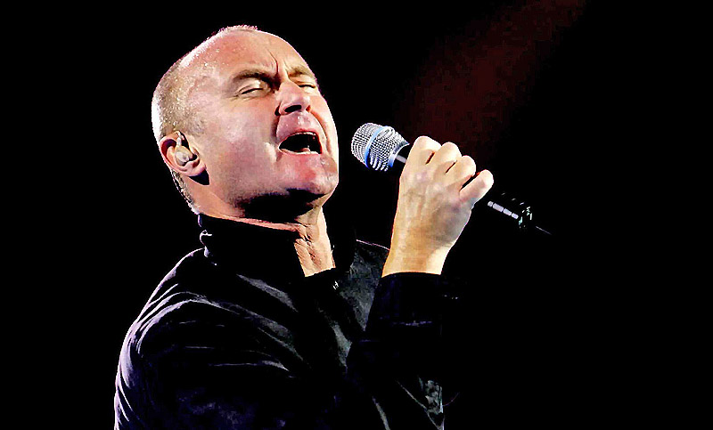 Phil Collins volverá a tocar en Argentina este lunes ...