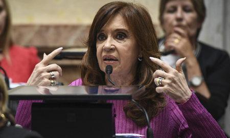 Cristina procesada en la causa de los cuadernos