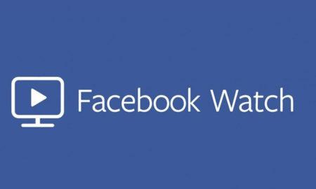 Facebook Watch también quiere competir con YouTube