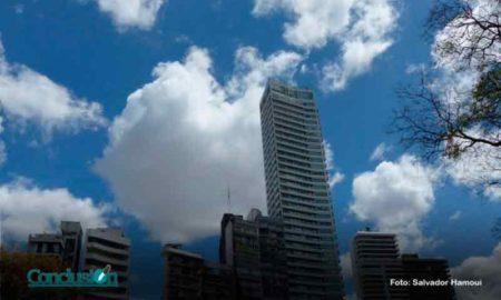 Cielo en Rosario