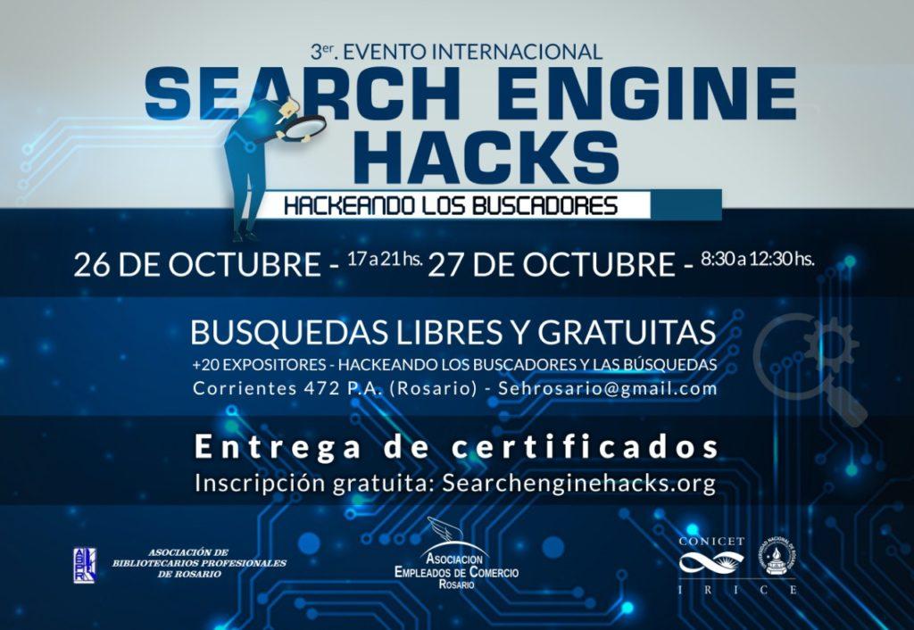 Hackeando los buscadores