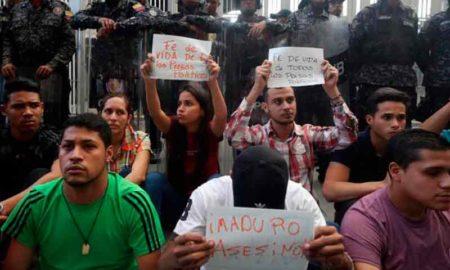 La ONU pide transparencia a Venezuela