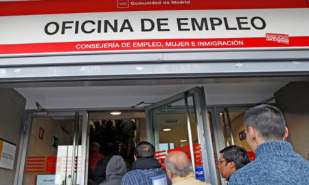 Desempleo en Eurozona