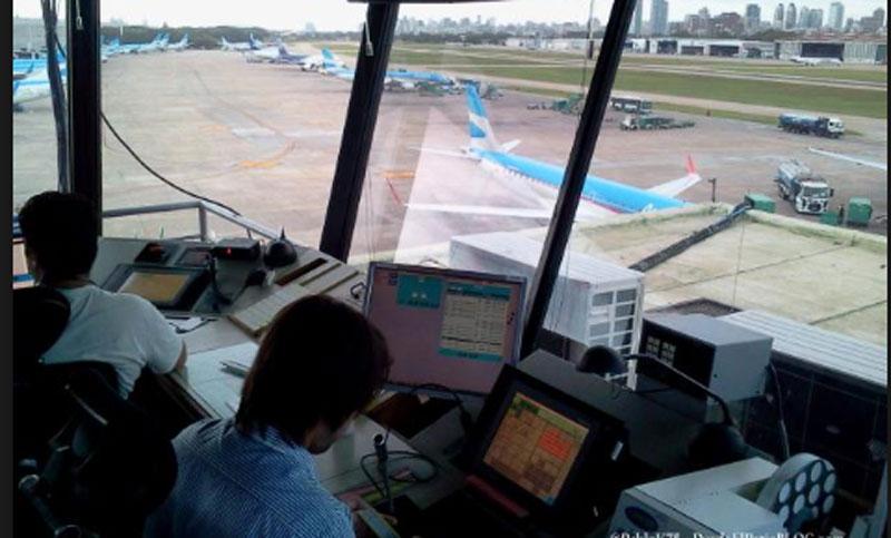Controladores de vuelo de Atepsa anunciaron un paro