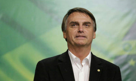 Asume Bolsonaro como presidente