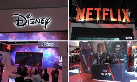 Disney y Netflix