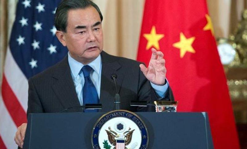 Resultado de imagen para Fotos del ministro de Exteriores, Wang Yi,