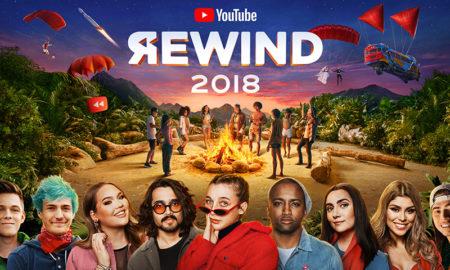 Youtube top videos 2018