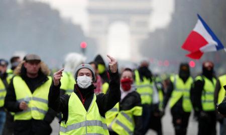 Francia en estado de alerta
