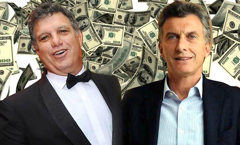 Resultado de imagen para El hermano de Macri recibió 5 millones de dólares de la sospechosa firma que había ganado 6 parques eólicos sin licitar