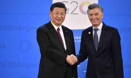 Relaciones bilaterales China y Argentina