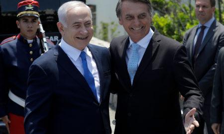 Acuerdos entre Brasil e Israel