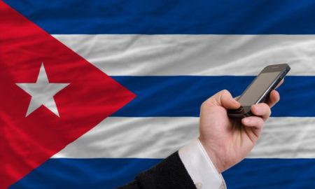 Cuba Internet en celulares