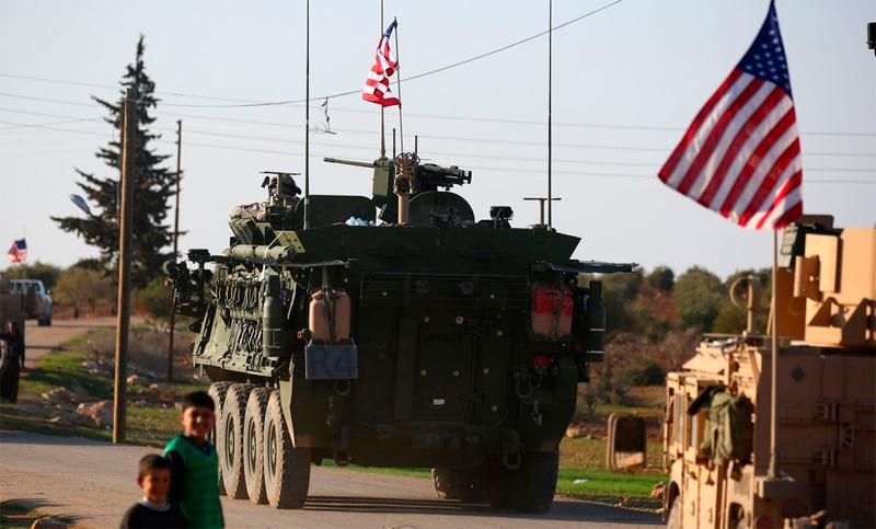 Resultado de imagen para estados unidos se va de siria