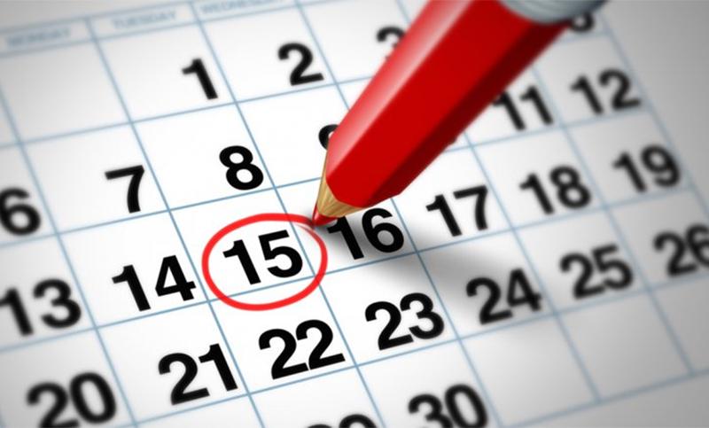 Calendario Panama 2019 Con Festivos.Feriados 2019 Calendario Completo De Dias No Laborables Y