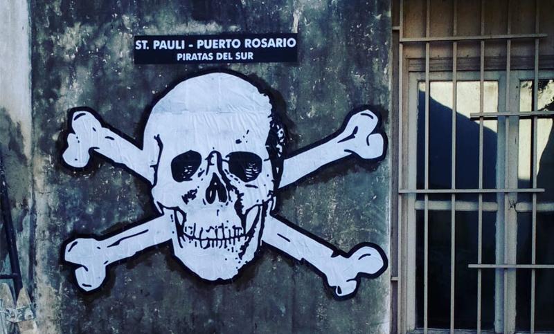 168df230 El St. Pauli llega a Rosario: fútbol atravesado por punk, contra el  racismo, la homofobia y la desigualdad de género