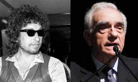Martin Scorsese Bob Dylan