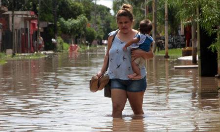 Evacuados Chaco