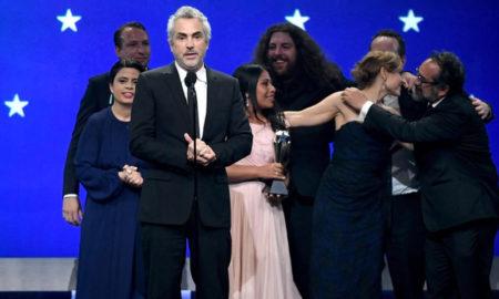 Roma fue la gran película ganadora