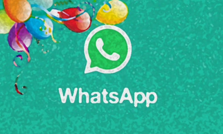 WhatsApp 10 años