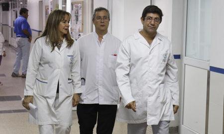 """Sergio Denis sigue en """"estado crítico"""", según el último parte médico"""
