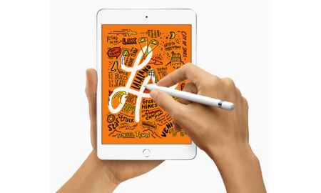 ipad mini con apple pencil