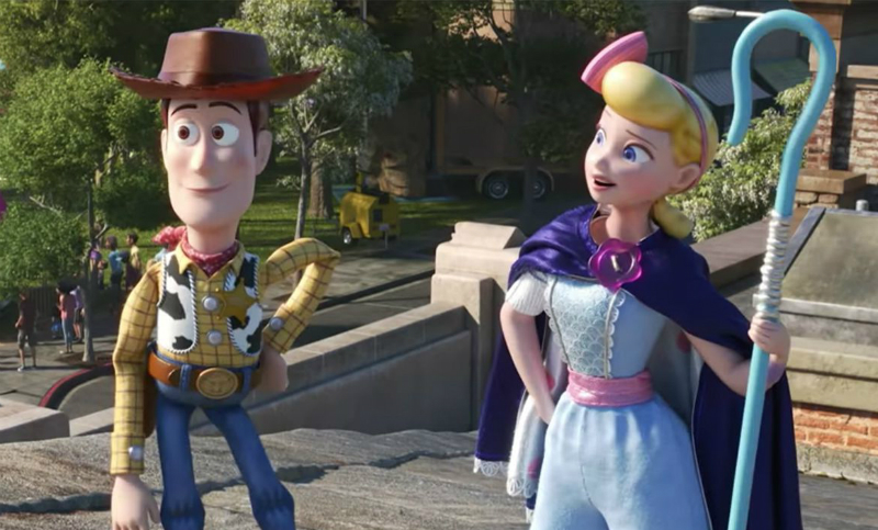 """dadfe3db08d78 Lanzan el primer trailer oficial de """"Toy Story 4"""""""